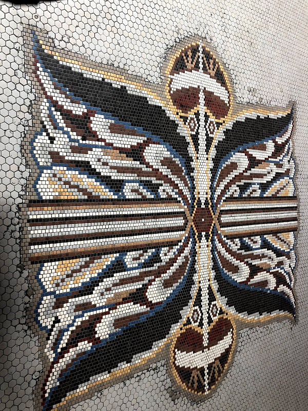 My Obsession withMosaics