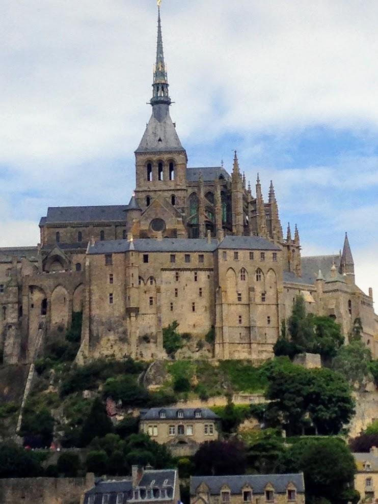Mont-Saint-Michel: Worth alook